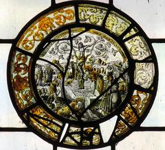 lullingstone church, kent