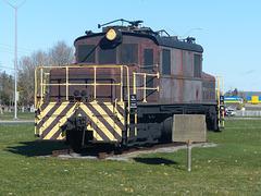 Electric Locomotive No. 17 (2) - 10 November 2017
