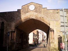 Clock Tunnel.