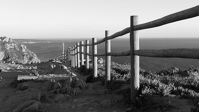 Cabo da Roca path