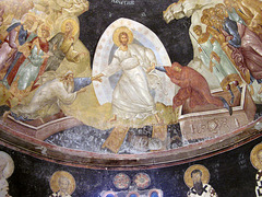 Christ est ressuscité, alleluia !