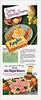 Keyko Margarine/Shedd's Sauce Ad, 1947