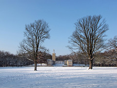 Küchwaldwiese im Winter