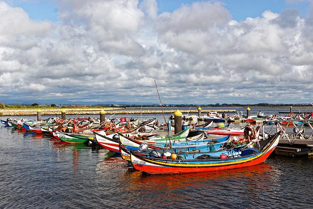 Cais do Bico, Murtosa, Portugal