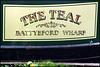 The Teal narrowboat