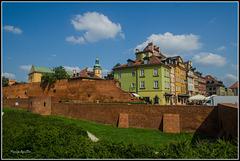Varsovia - Murallas