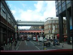 Waterloo bridges
