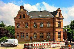 Bad Doberan, ehemaliges Kaiserliches Postamt ... HFF  !
