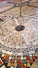 Pomposa - - Fussboden-Mosaik