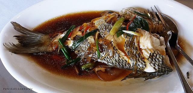 a very tasty fish
