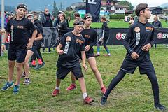 Spartan Race - Warming Up