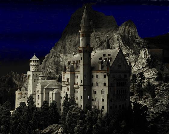 Schloss Neu Schwanstein