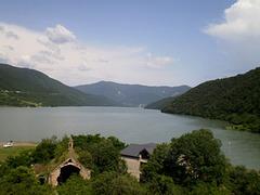 Zhinvali Dam.