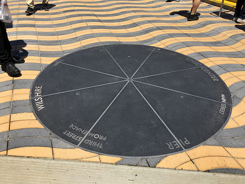Expo Line Compass Rose (0836)