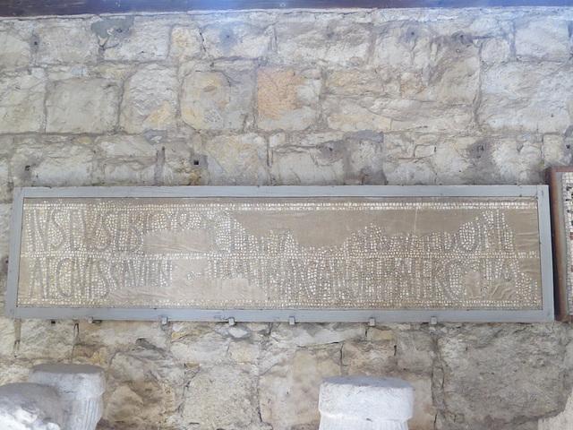 Musée archéologique de Split : IlJug. III, 2591.