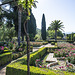 Jardines del Partal. Alhambra de Granada