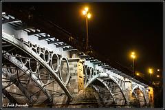 Ponte Isabelle II Detail