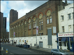 Old Vic building