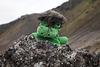 5/50: Sabu on lava with wooly moss