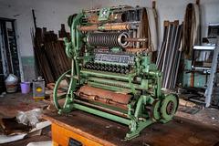 tape typewriter