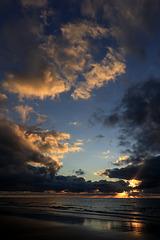 Sunrise at Four Mile Beach