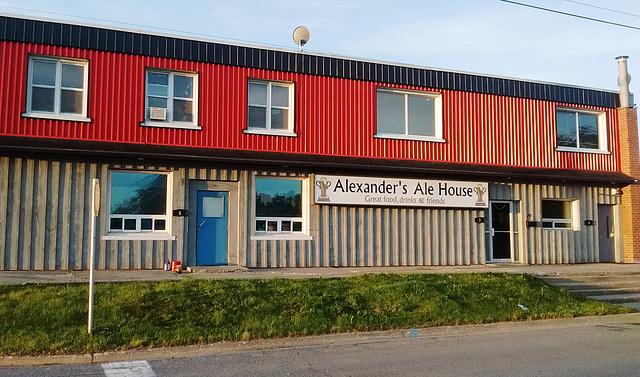 Alexander's Ale House