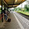 Waiting at Bloemendaal