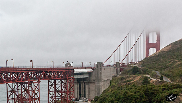 Pictures for Pam, Day 56: HFF: Golden Gate Bridge