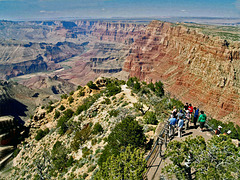 Grand Canyon East Point.