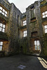 West Tower interior - Helmsley Castle (2 x PiPs)
