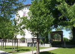 Altes Tor am Harburger Schloss