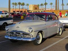 1951 Plymouth Concord Two Door Sedan