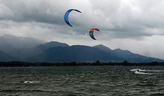 Kitesurfwetter
