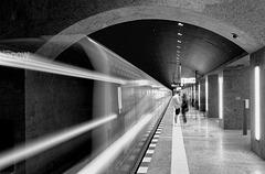 U-Bahnhof Museumsinsel.  2021-07-28