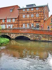 Lübz, Mühlenbrücke