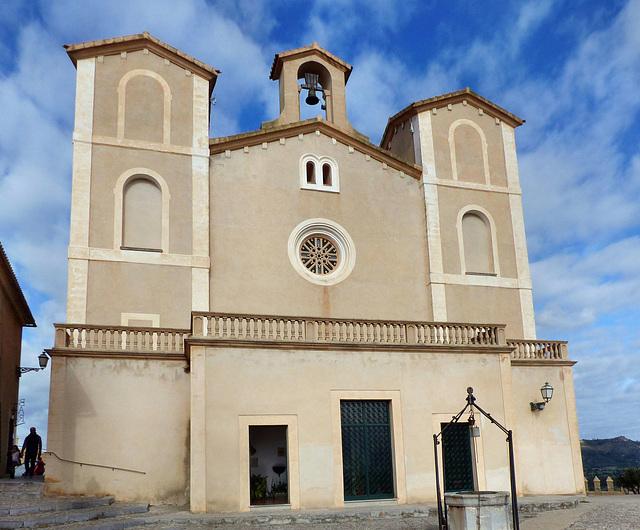 Artà - Santuari de Sant Salvador