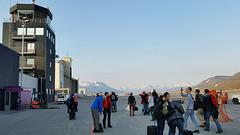 Svalbard at Midnight