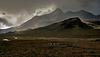 Storm Clouds over Sgùrr nan Gillean from Glen Sligachan