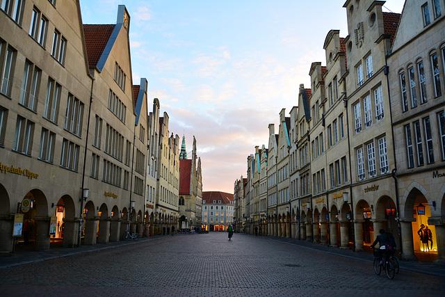 Münster 2015 – Prinzipalmarkt