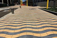 Expo Line Sidewalk (0835)