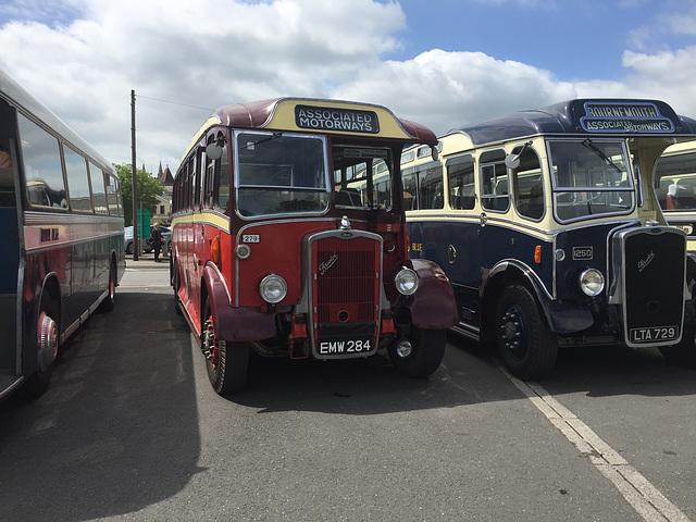 Bristol Coaches, Newbury, Berkshire