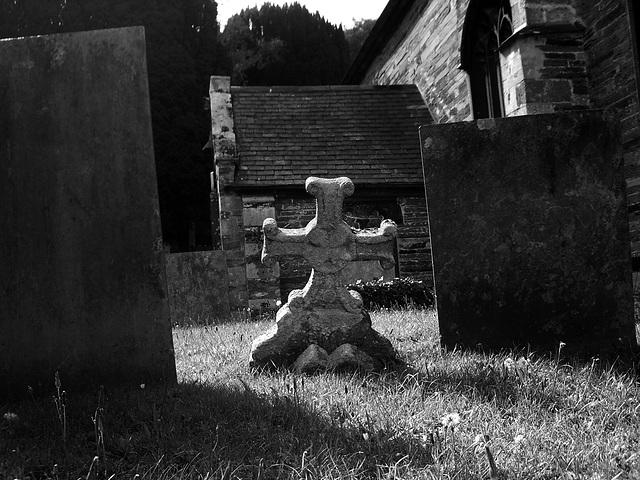 Padstow churchyard