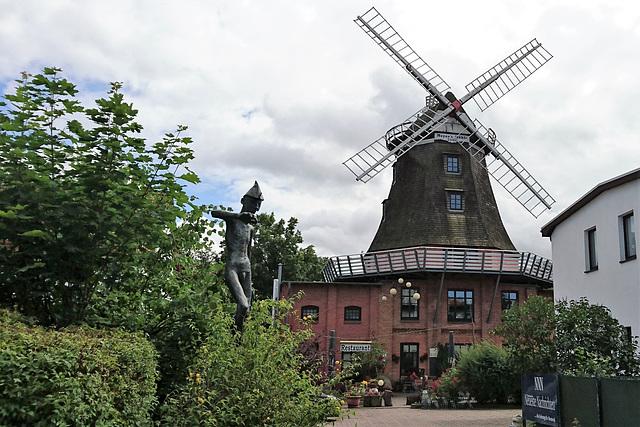 Meyers Mühle in Warnemünde