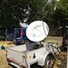 Sat Antenne für Qatar-OSCAR 100