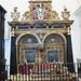 st helen bishopsgate , london c17 tomb of sir john spencer +1609 (47)