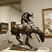 End of the Trail by James Earl Fraser in the Metropolitan Museum of Art, Feb. 2020