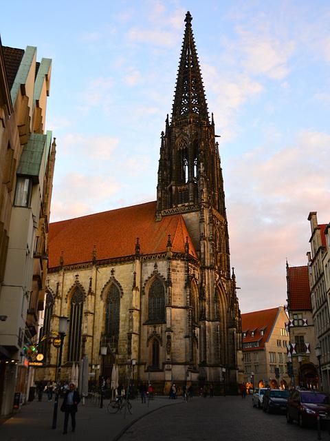 Münster 2015 – St. Lamberti Church