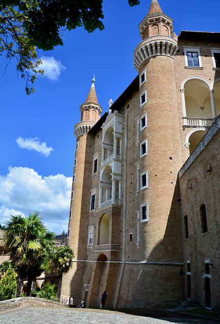 Urbino 2017 – Palazzo Ducale