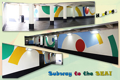 Subway to the sea Hastings 21 9 2018