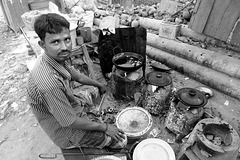 Bangladesh - trois plats au feu